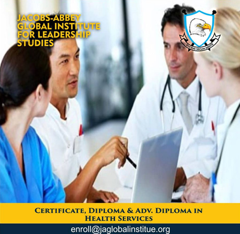 Adv Diploma in Health Services