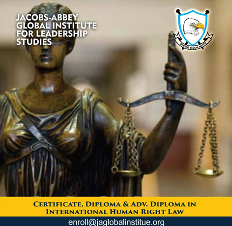 Adv Diploma in International Human Rights Law
